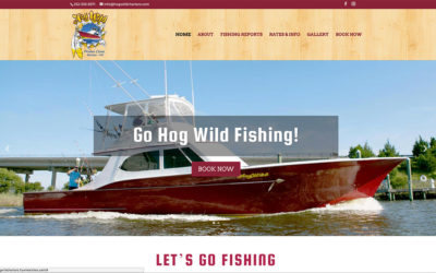 New Hog Wild Website!